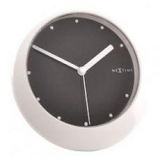 Nextime Balance Clock White 18.5cm New