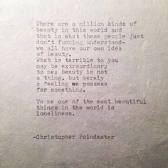 The Blooming of Madness poem #100 written by Christopher Poindexter