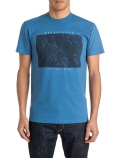 Palm Pop Tee 888701382782 | Quiksilver