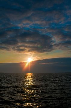 Great Bay sunrise, Tuckerton, New Jersey Copyright: Ernest Cozens