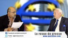 Le meilleur de l'actualité: Revue de presse vidéo de Pierre Jovanovic (aout 20...