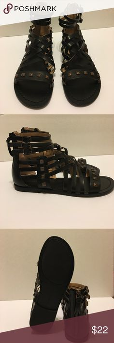 Indigo Rd. Sandals Black indigo rd. Dansel Gladiator Sandals. Size 8.5. indigo rd. Shoes Sandals