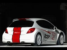 Already, we have seen the concept car which provided the first «look» at the design of the front of a new Peugeot model. Its use of a single rear wheel, was an unexpected and a bold statement, to help maintain the suspense. Maserati, Bugatti, Lamborghini, Ferrari, Civic Car, Honda Civic Hatchback, 3008 Peugeot, Peugeot 205, Peugeot France