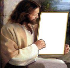 Image Jesus, Jesus Christ Images, Photomontage, Foto Montages, Good Morning Beautiful Gif, Bible Verses Kjv, Jesus Photo, New Background Images, Bride Of Christ