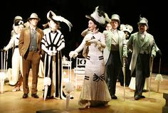"""""""Ascot Gavotte"""" -The company. PHOTO BY PAUL LYDEN"""