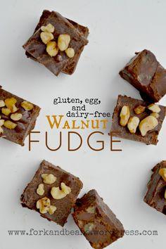 Easy Vegan Fudge