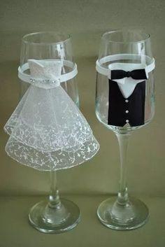 taças decorativas casamento e noivado