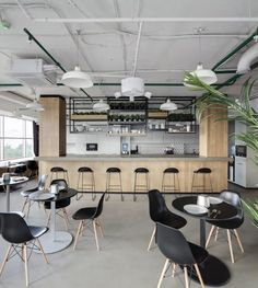 For mere inspiration besøg vores showroom på Herlev Hovedgade 2730 Herlev Corporate Office Design, Modern Office Design, Office Interior Design, Office Interiors, Commercial Office Design, Luxury Interior, Interior Paint, Cafeteria Design, Office Break Room