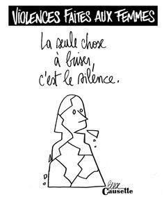 Slogans Contre La Violence Envers Les Femmes