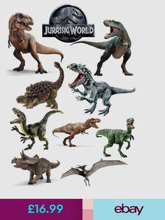 Dinosaur T Rex Wall Stickers Jurassic Park T Rex, Jurassic Park World, Bolo T Rex, Cartoon Pics, Cartoon Characters, Wall Stickers Room, Wall Decals, Dinosaur Images, Felt Dolls
