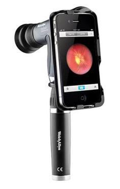 Wellch allyn for oftalmoscopy Aproved by the FDA