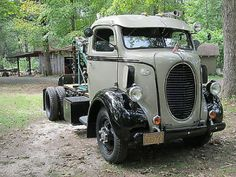 1938 Ford COE 1.5 Ton Tow Truck