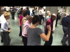 Baile en Línea - Resistiré - Foxtrot , con musica en directo de Fernando Rey.