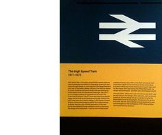British Railways Branding