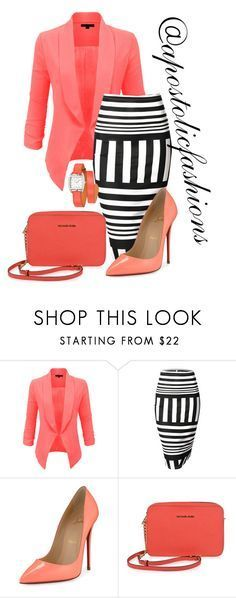"""Apostolic Fashions #1479"" by apostolicfashions on Polyvore featuring LE3NO…"