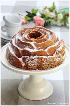 Cake de Sementinha de Papoula
