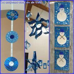 Noël bleu/argent 3