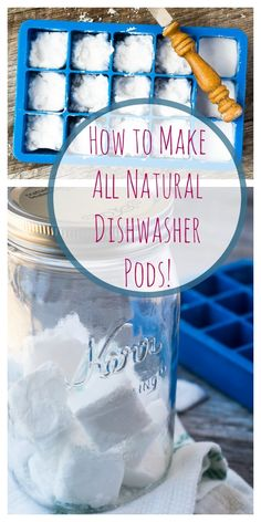 Diy cleaners 154529830951776507 - How to Make All Natural Dishwasher Pods! – Super Healthy Kids Source by rwa Homemade Cleaning Products, Cleaning Recipes, House Cleaning Tips, Natural Cleaning Products, Cleaning Hacks, Cleaning Supplies, Green Cleaning, Dishwasher Pods, Dishwasher Tablets