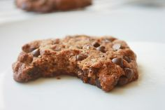 Delighted Momma: Salted Almond Butter Chocolate Chip Cookies (Paleo...