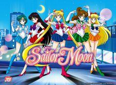 Original Sailor Moon Series Licensed by Viz