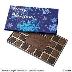 Christmas Night Snowfall Assorted Chocolates