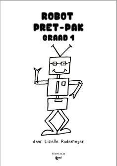 Robot Pret-Pak: Graad 1