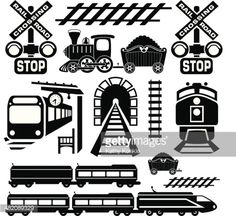 train track vector - Google Search