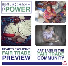 As consumers, your purchase always has power. Choose #fairtrade and #ecotourism