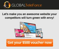 Global Webforce Web Creation Banner