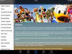 As regiões de Orlando, Kissimmee, Orange e Tampa concentram a maior quantidade de parques temáticos do mundo. Conheça todos eles no GDO - Guia Digital de Orlando