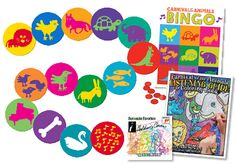 CARNIVAL OF THE ANIMALS Set of Resources-All you need to introduce and explore…