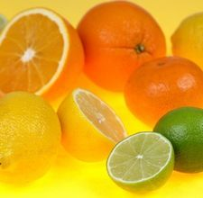 How to Dry Citrus Fruits