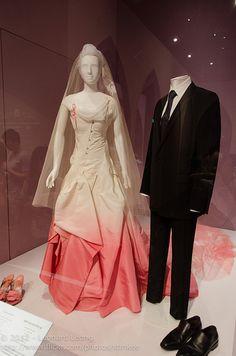 #Gwen Stefani's wedding dress