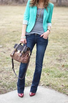 Perfect spring style! - Lillys Style