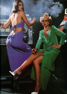 Cocktail dress 80s 308 gt