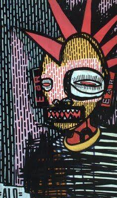Mine d'Art: ARTISTE : ALO OO Punk Rock, Let's Make Art, Art Mignon, Acid Art, Graffiti Tagging, Graffiti Painting, Art Brut, Inspiration Art, Punk Art