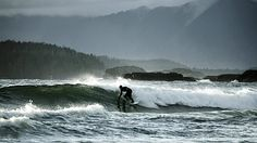 Tofino, British Columbia, offers the best of the Northwest, from surfing and sea kayaking to ocean views and hot tubs. Places To Travel, Places To See, Tofino Bc, Best Surfing Spots, Surf City, Exotic Places, Canadian Rockies, Sunshine Coast, Vancouver Island