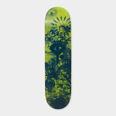 Ryan McGinness Growing Handplants Skateboard #momastore $500