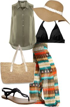 My personal challenge to create and post one outfit every day. Vacation Wear, Beach Attire, Daily Outfit, Queen, Beach Day, Little Princess, Earthy, Waiting, That Look