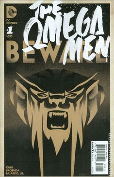 Omega Men (2015 3rd Series) 1A