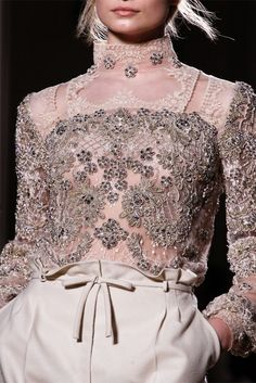 Maud Welzen, Valentino Couture S/S 2012