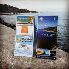 La nostra #citytouristcommercialmap di Giardini Naxos