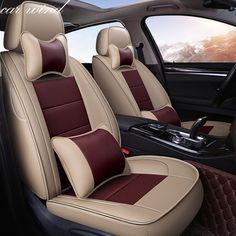US 28640 Car Wind Auto Automovil Leather Seat Cover For Hyundai Ix35 Creta
