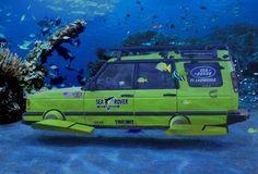 Thunderbird 4 by Land Rover