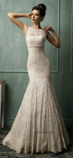 amelia-sposa-2014-wedding-dresses-full-5 - Belle The Magazine