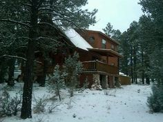 Cozy Cabin in the White Mountains of Arizona!