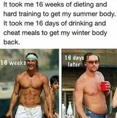 Wondering how long it takes to get in or out of shape??    Ask Matthew Mcconaughey!!!  Now you may not want to get the same results as Matthew but wouldn't it be a great goal to shoot for??    If you're looking to get back into shape - lose weight - have fun - eat healthy and start to look like your favorite actor or actress then check out our amazingly successful 21 Day Bootcamp!!  Get the details here >>