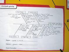 brainstormen over oorzaken