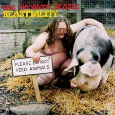 BESTIALITY - The handsome beast(1981) UK