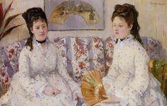 POUL WEBB ART BLOG: Berthe Morisot - part 1